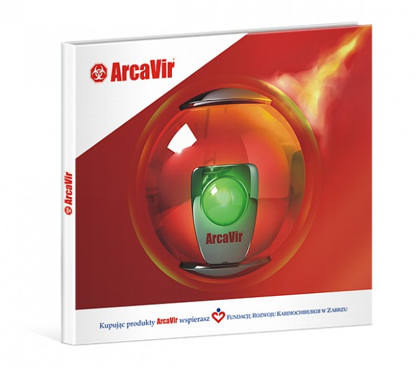 ArcaVir Internet Security 2012 (12 mc)