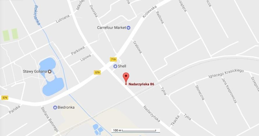 Lokalizacja RGC - otoSklep24.pl
