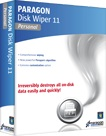 Paragon Softwaer Disk Wiper 11 Personal - wersja angielska