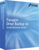 Paragon Software Group Paragon Drive Backup 10.0 SBS