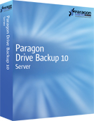 Paragon Software Group Paragon Drive Backup 10 Server