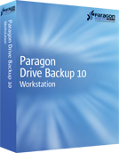 Paragon Software Group Paragon Drive Backup 10.0 Workstation