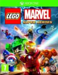. Gra LEGO Marvel Super Heroes (XBOX One)