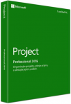 Microsoft Project 2016 PL Medialess (H30-05460)